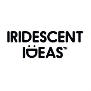 Iridescent Ideas logo black