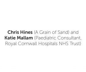 Chris Hines and Katie Mallam logo